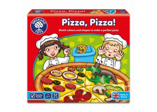 Orchard Toys Pizza Pizza Fun Learning Game