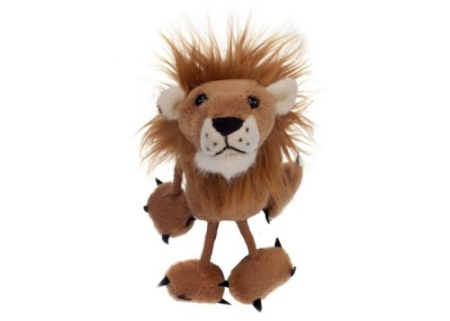 Lion Finger Puppet Animal by The Puppet Company