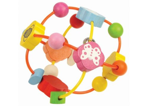 Bigjigs Baby Activity Ball Sensory Toy