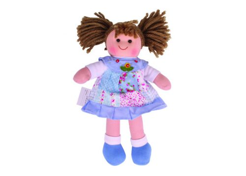 Bigjigs Toys Sarah 28cm Soft Doll