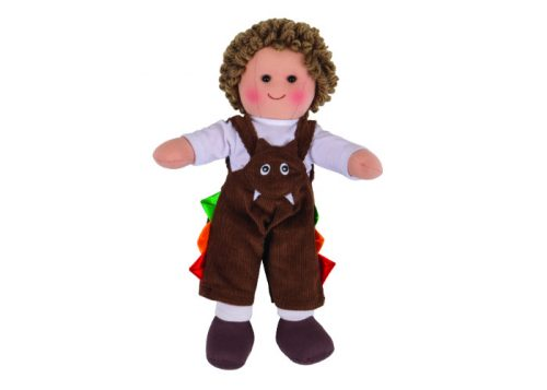 Bigjigs Toys Jack 28cm Soft Doll