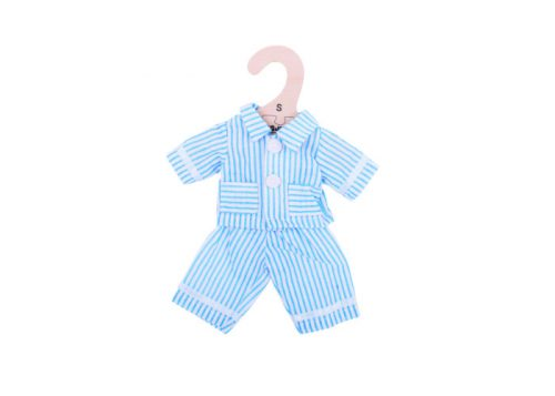 Bigjigs Toys Blue Pyjamas for 28cm Dolls