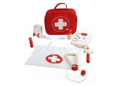 Bigjigs Toys Wooden Doctor's Kit