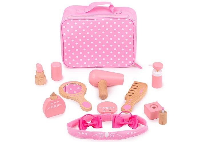 Bigjigs Toys Wooden Vanity Kit