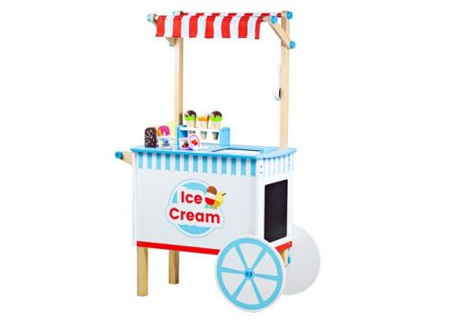 Bigjigs Toys Ice Cream Cart