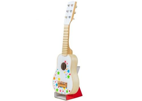 Bigjigs Toys Wooden Snazzy Guitar