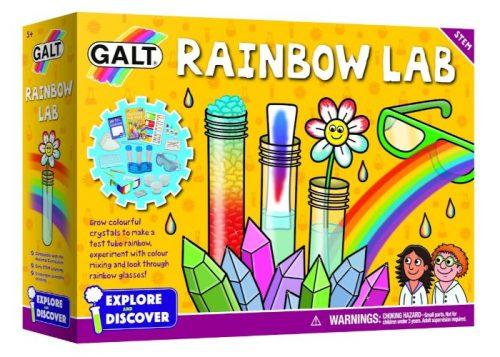 GALT Rainbow Lab Experiment Kit