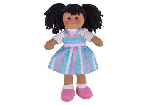 Bigjigs Toys Kira 28cm Soft Doll
