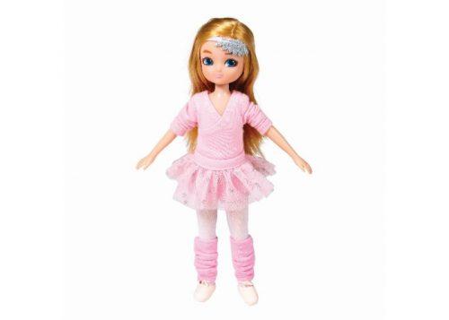 Ballet Class Lottie Doll