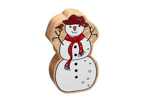 Lanka Kade Natural Colourful Snowman