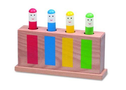 GALT Wooden Pop-Up Activity Toy