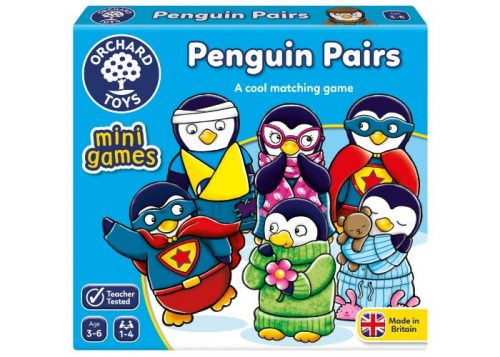 Orchard Toys Mini Games Penguin Pairs