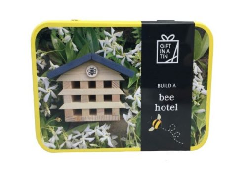 Apples to Pears Gift in a Tin Build a Bee Hotel