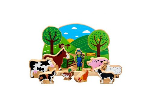 Lanka Kade Fair Trade Junior Farm Playscene