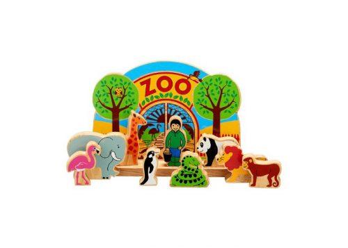 Lanka Kade Fair Trade Junior Zoo Playscene