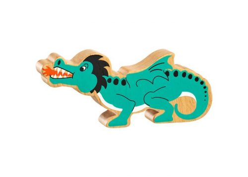 Lanka Kade Natural Turquoise Dragon
