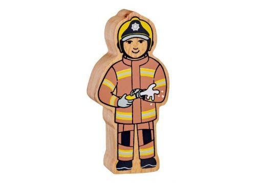 Lanka Kade Natural Brown and Yellow Firefighter