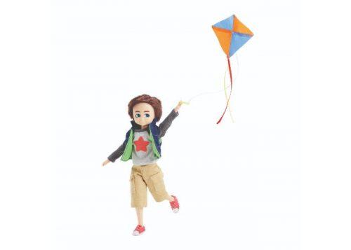 Kite Flyer Finn Lottie Doll