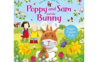 Usborne Poppy and Sam and The Bunny