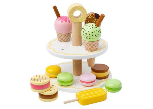 Bigjigs Toys Wooden Sweet Treats