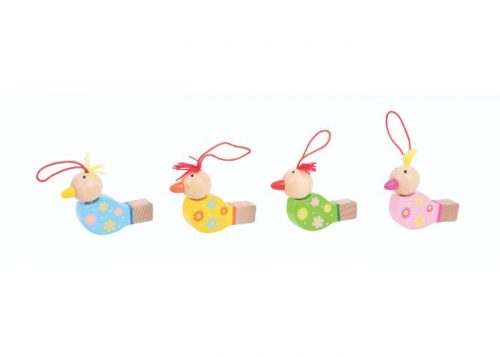 Bigjigs Toys Wooden Bird Whistle