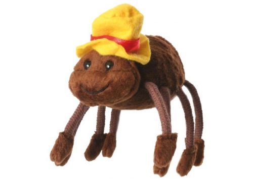 Incy Wincy Spider Finger Puppet