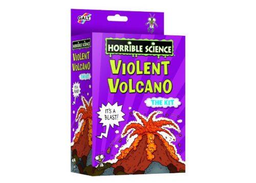 GALT Horrible Science Violent Volcanoes