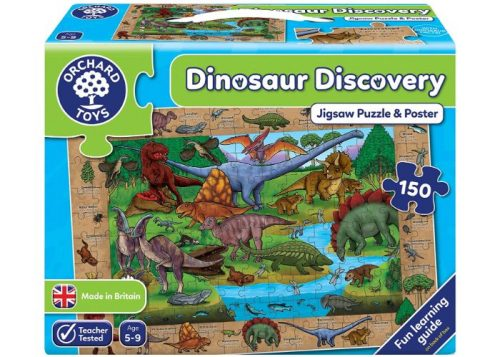 Orchard Toys Dinosaur Discovery Jigsaw Puzzle