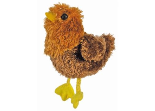 Hen Finger Puppet by The Puppet Company