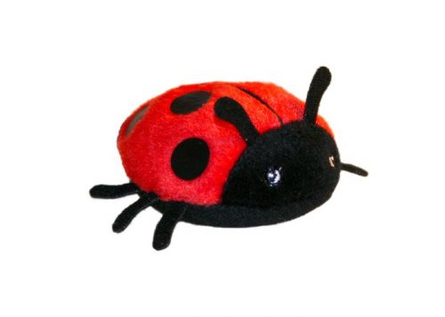 Ladybird Finger Puppet by The Puppet Company