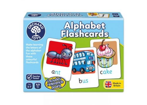 Orchard Toys Alphabet Flashcards Fun Learning Game