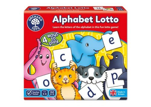 Orchard Toys Alphabet Lotto Fun Learning Game