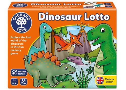 Orchard Toys Dinosaur Lotto Fun Learning Game