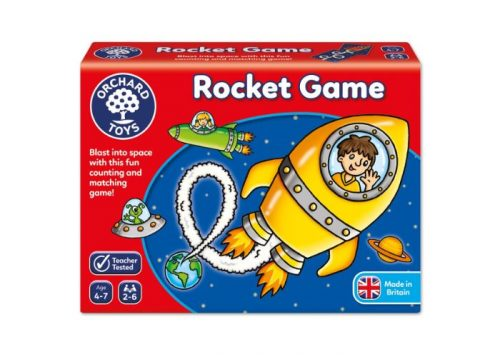 Orchard Toys Rocket Game Fun Learning Game