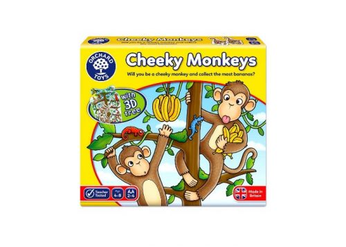 Orchard Toys Cheeky Monkeys Fun Learning Game