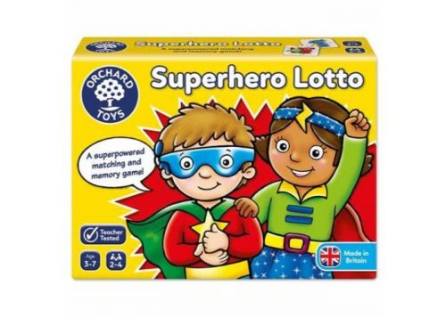 Orchard Toys Superhero Lotto Fun Learning Game
