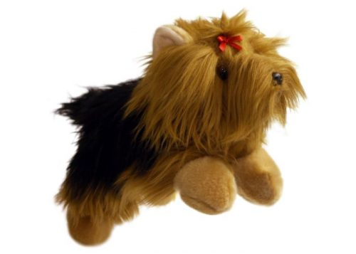 Yorkshire Terrier Full-Bodied Hand Puppet