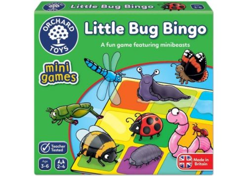 Orchard Toys Mini Games Little Bug Bingo