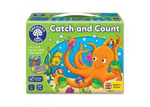 Orchard Toys Catch and Count Fun Learning Game