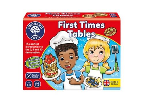 Orchard Toys First Times Tables Fun Learning Game