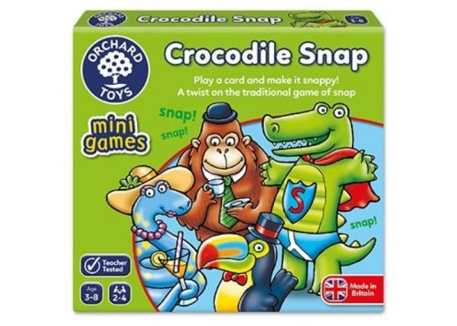 Orchard Toys Mini Games Crocodile Snap
