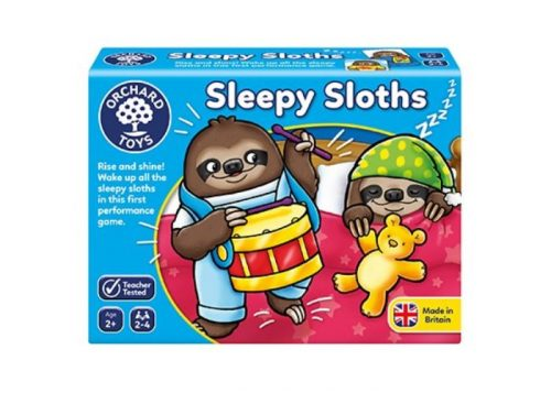 Orchard Toys Sleepy Sloths Fun Learning Game
