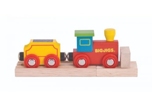 Bigjigs Rail Wooden My First Engine