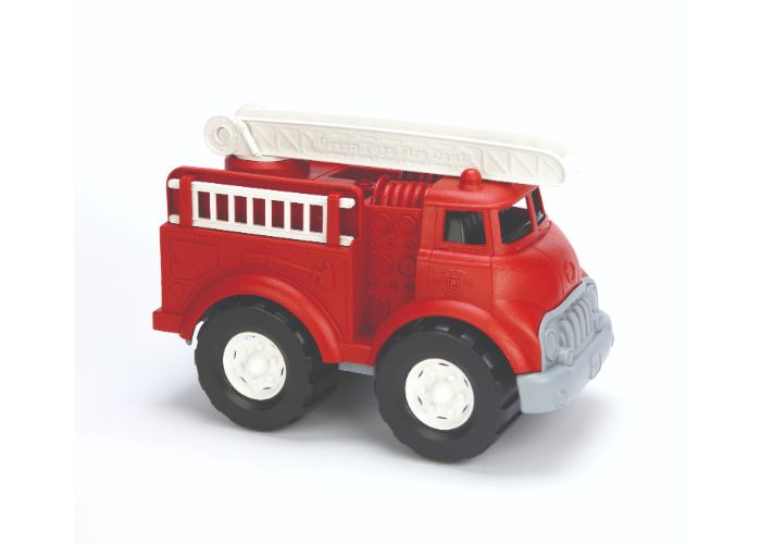 Green Toys Fire Truck Eco-Friendly Toy