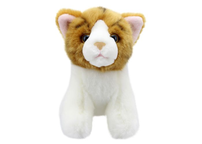 Wilberry Mini's Ginger Cat Soft Toy