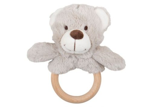 Bigjigs Baby Buddy Bear Touch Ring