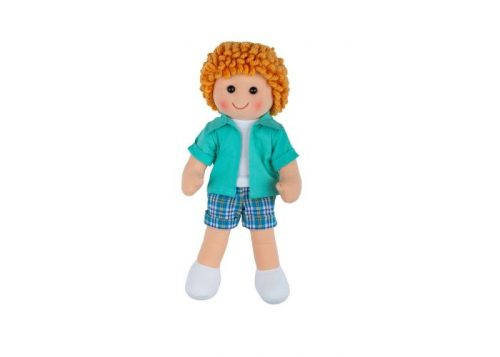 Bigjigs Toys Jacob 28cm Soft Doll