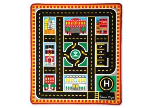 Melissa & Doug Around the City Rescue Rug