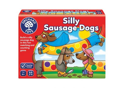 Orchard Toys Silly Sausage Dogs Fun Learning Game