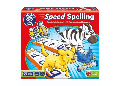 Orchard Toys Speed Spelling Fun Learning Game